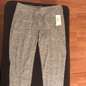 Pants - Gray Joggers NEW WITH TAGS